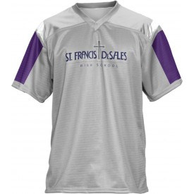 ProSphere Men's Thunderstorm Football Fan Jersey