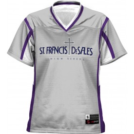 ProSphere Women's Scramble Football Fan Jersey