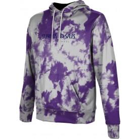 ProSphere Men's Grunge Hoodie Sweatshirt